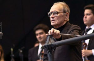 File source: https://commons.wikimedia.org/wiki/File:Ennio_Morricone_2013.jpg