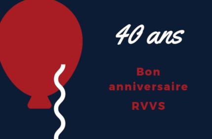40 ans de RVVS