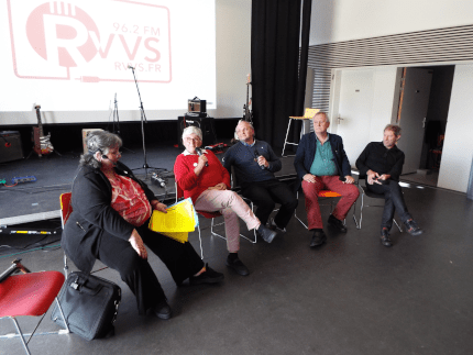 40 ans, table ronde sur la Liberté d'expression