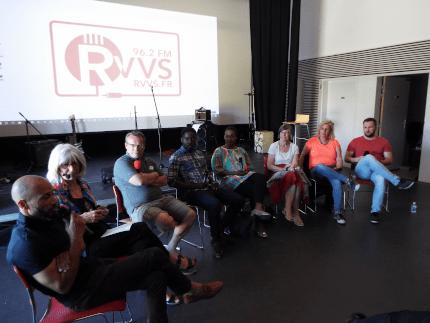 40 ans, table ronde sur l'engagement bénévole