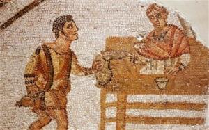 greco-romain repas 2