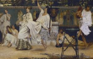 greco-romain divertissement
