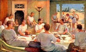 greco-romain repas 3