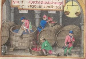 moyen age boisson