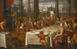 XVIème siècle et art de la table