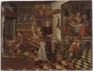 La gastronomie au XVIIème siècle