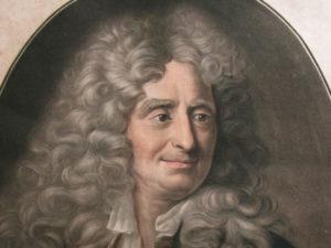 Portrait de Nicolas Boileau