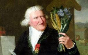 """Dumont, """"Portrait d'Antoine Parmentier"""""""