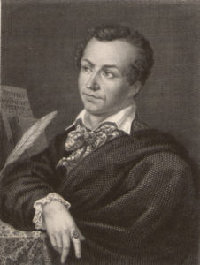 Portrait d'Antonin Carëme