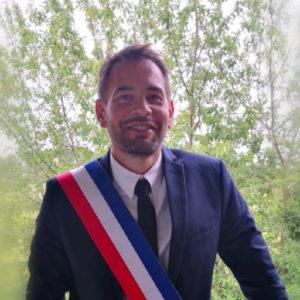 Damien Vignier, adjoint au maire des Mureaux