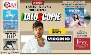 Italoscopie, programme du 17/04/2021