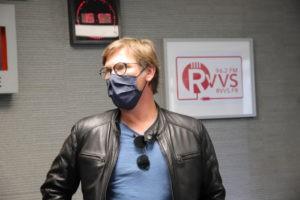 Laurent Romejko chez RVVS !