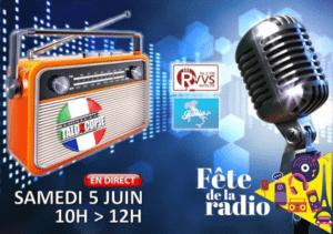 Italoscopie, programme du 05/06/2021