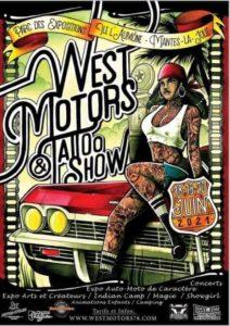 West motors à Mantes-la-Jolie du 18 au 20 juin 2021