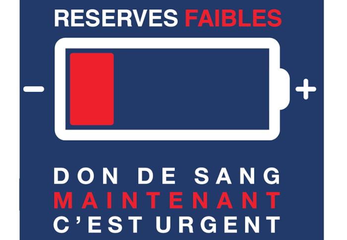 Urgence don de sang !