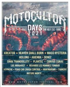 Motocultor festival du 19 au 22 août
