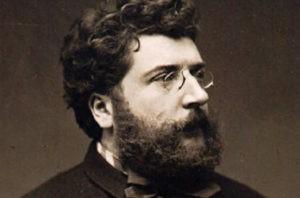 Portrait de Georges Bizet