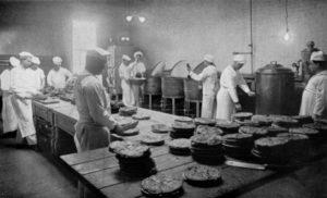 Cuisiniers du XIXème siècle
