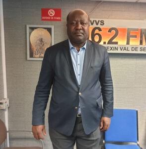 Papa Waly Danfakha, adjoint au maire des Mureaux