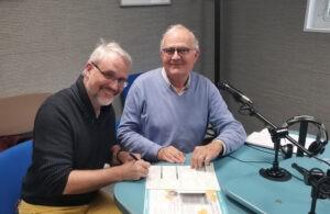 Signature du contrat Téléthon pour la collecte de RVVS 2021